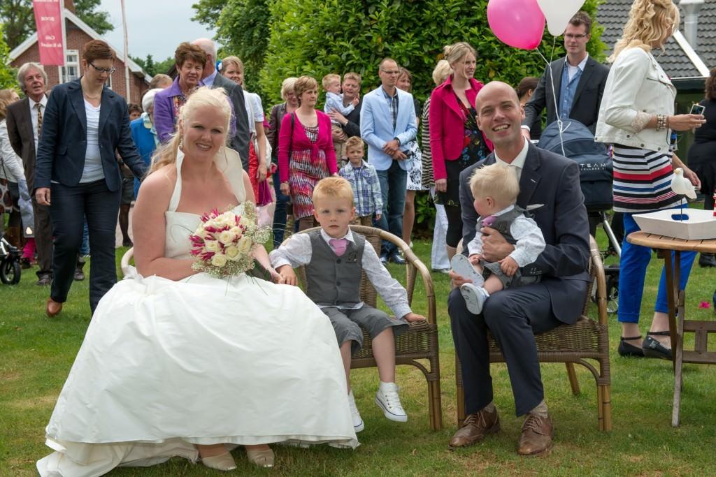trouwen op zondag